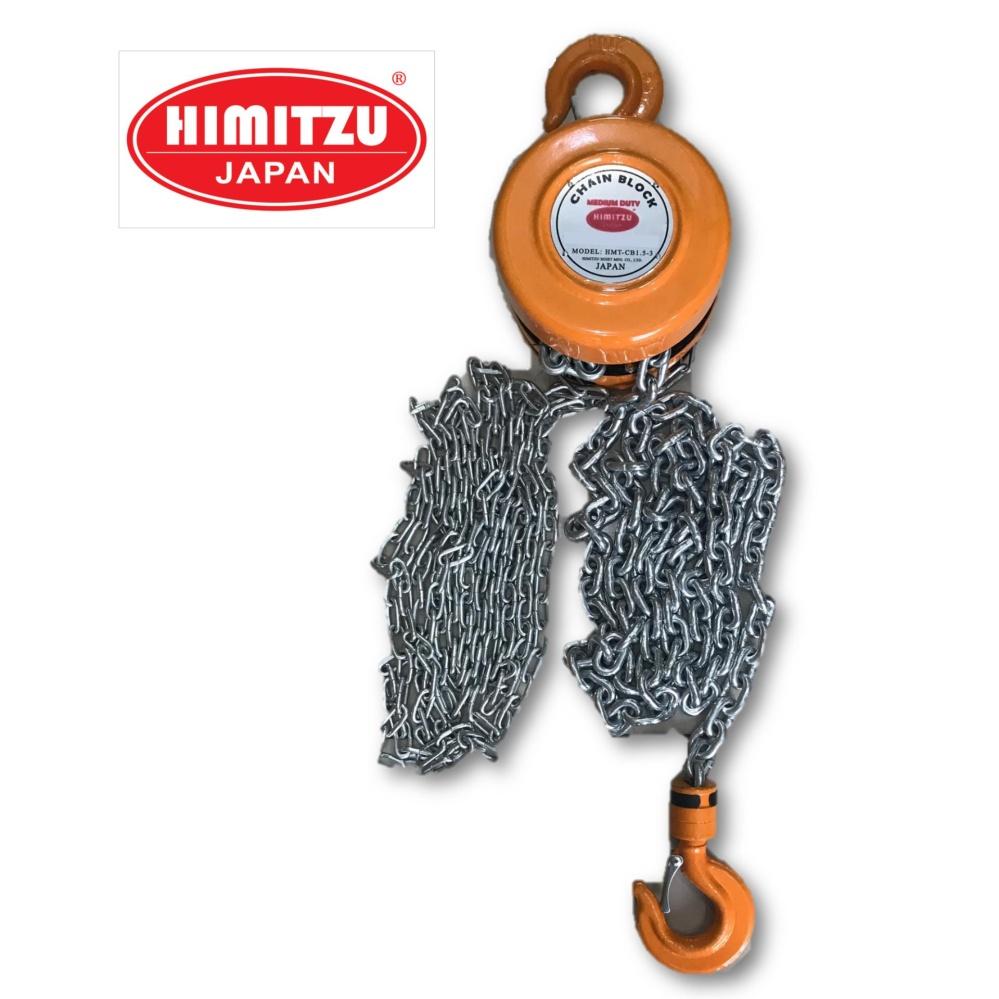 Himitzu Chain Block 2Ton x 3meter