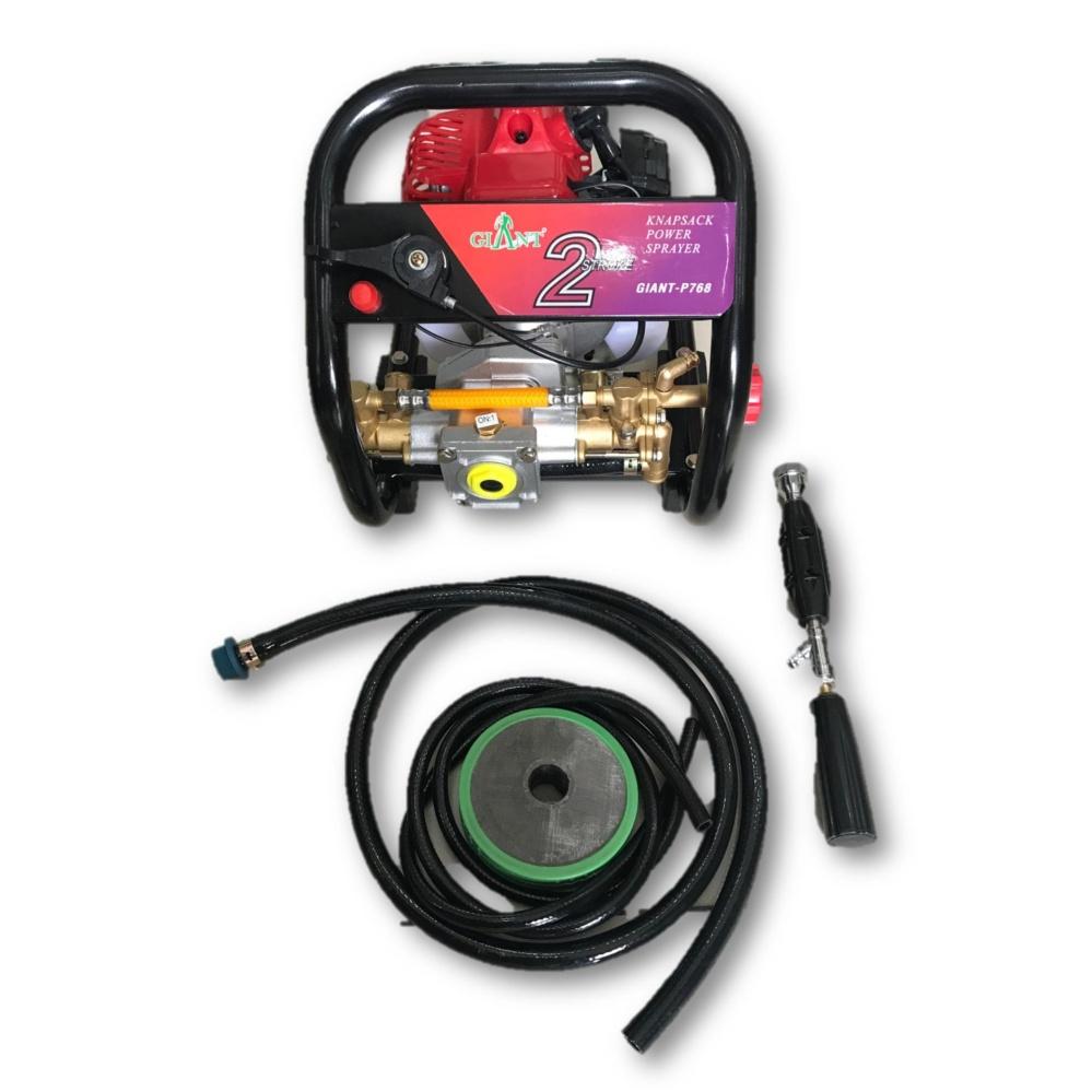 Giant Petrol Engine Portable Power Sprayer 2 Stroke 26CC 1HP