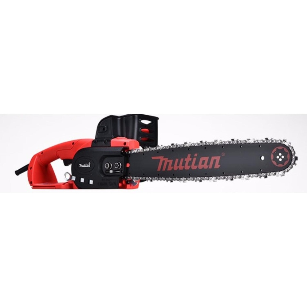 Mutian 9018B Oil-Less Electric Chain Saw