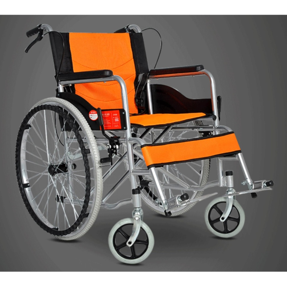 Portable Super Light Weight Breathable Home Travel Wheelchair Wheel Chair