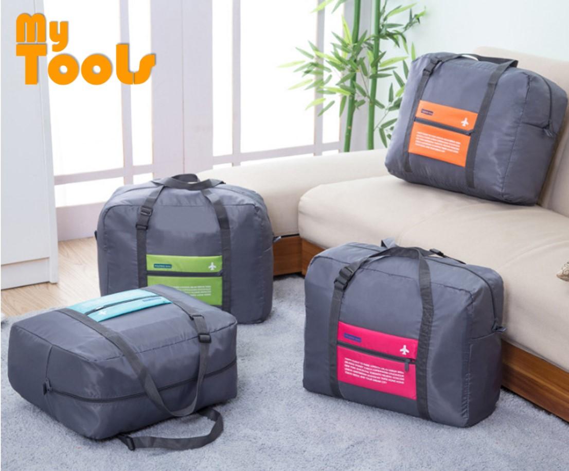 WaterProof Foldable Travel Bag Nylon Folding Unisex Luggage Handbags