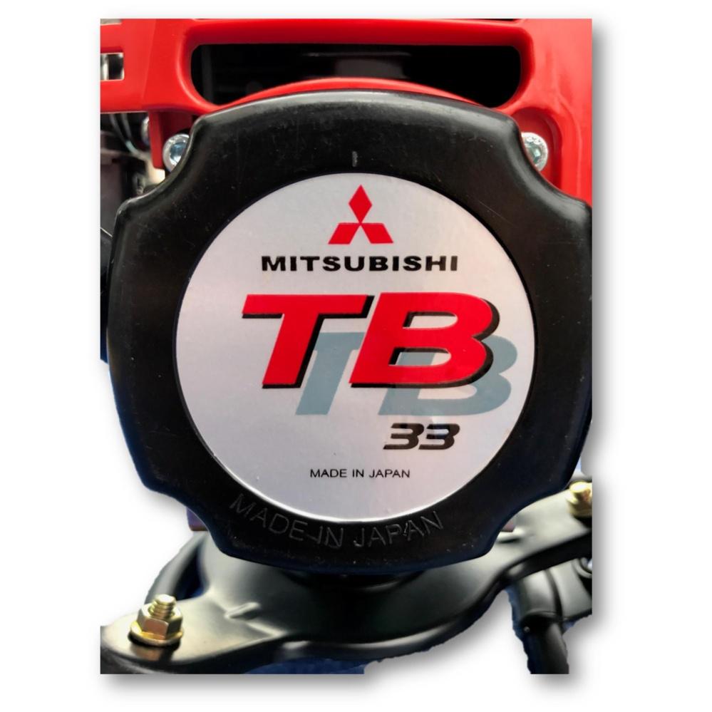 Mitsubishi TB33 33CC Brush Cutter / Grass Cutter (Made in Japan)
