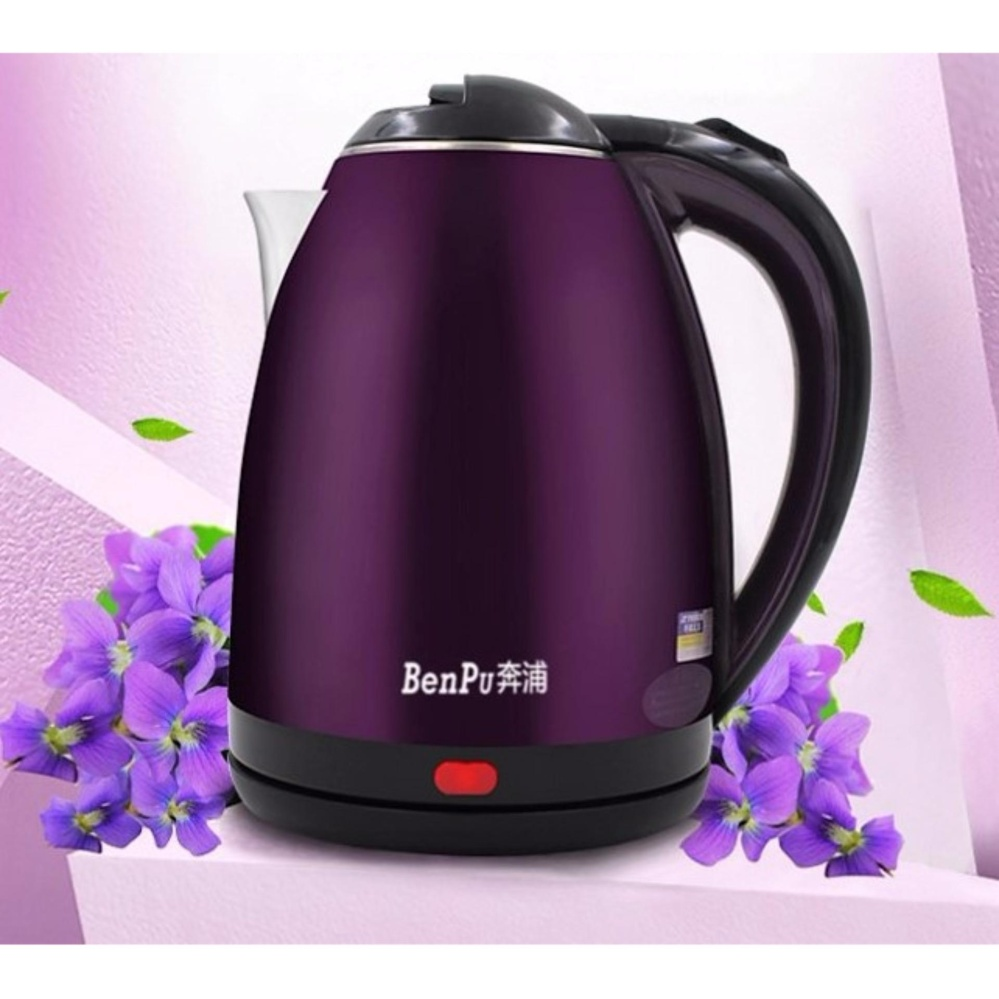 Premium Stainless Steel Electric Automatic Cut Off Jug Kettle