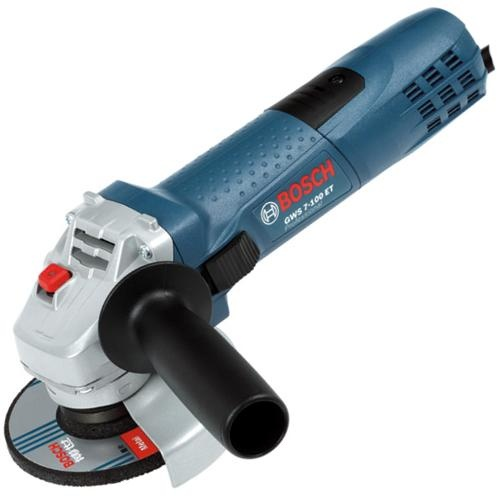 """Bosch GWS7-100ET 720W 4"""" Angle Grinder (Variable Speed)"""