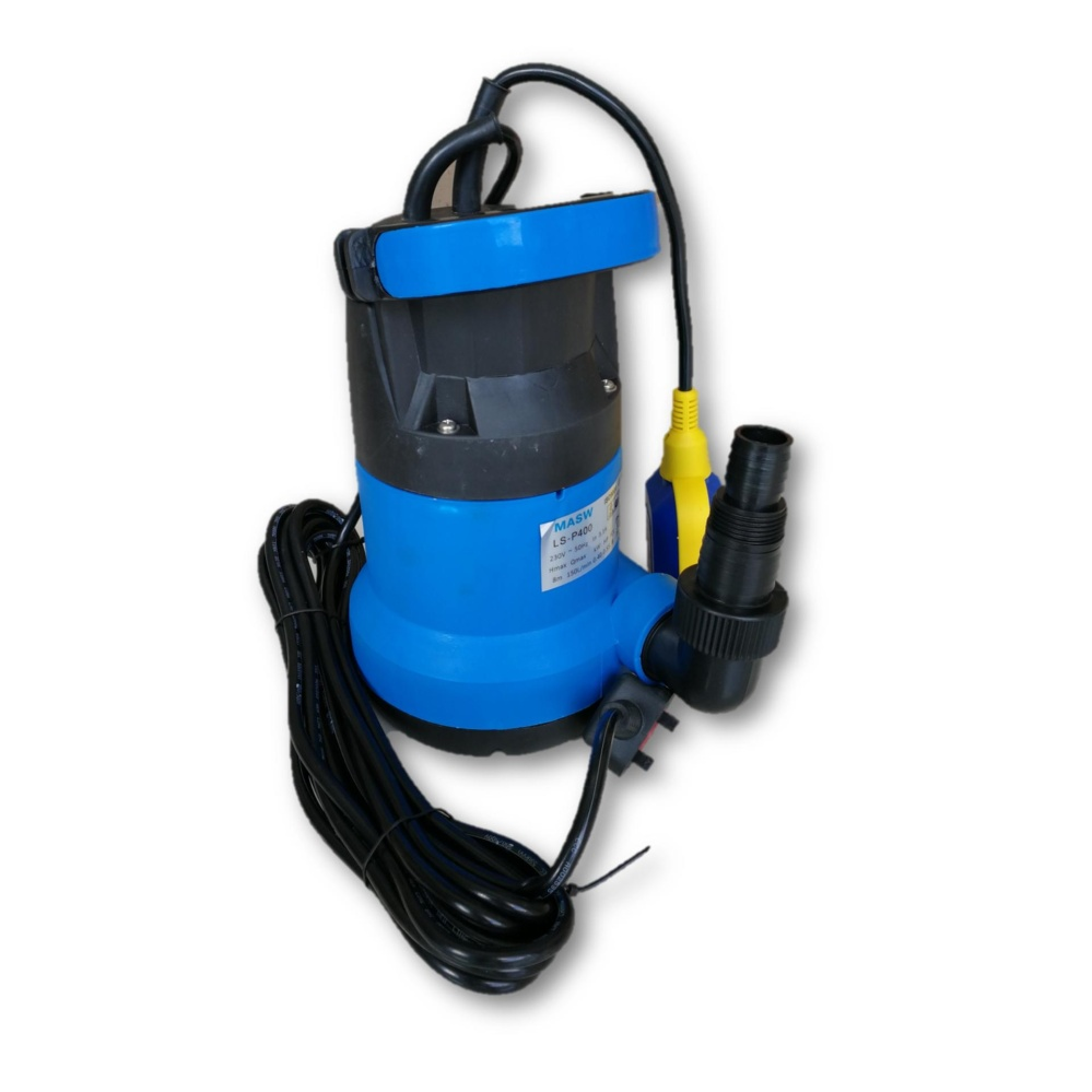 MASW LS-P400 25mm x 400W (1Inch) Automatic Submersible Pump