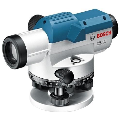 Bosch GOL32D 120m Optical Level Measuring Distance