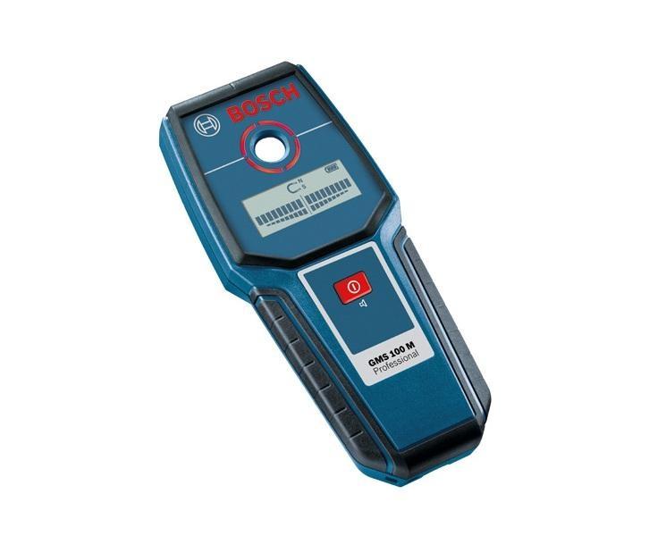 Bosch GMS100M 100mm Metal Detector