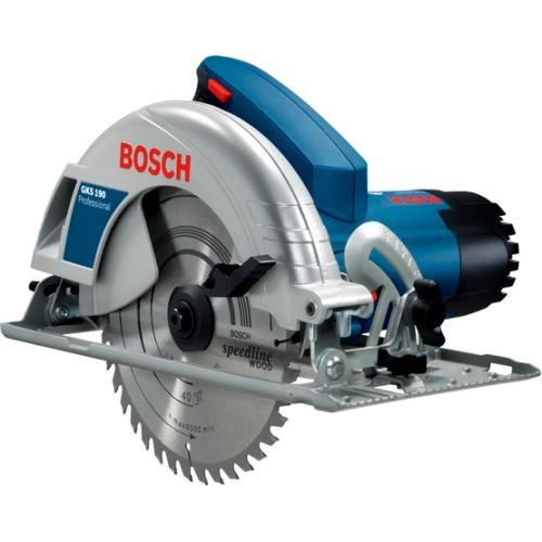 """Bosch GKS190 1400W 7"""" (190mm) Circular Saw"""