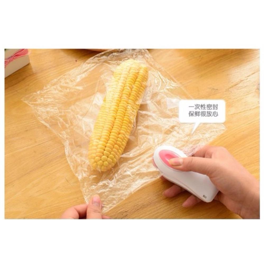 Mini Portable Sealer Sealing Machine Kitchen Tool Packaging Food Plastic Bag