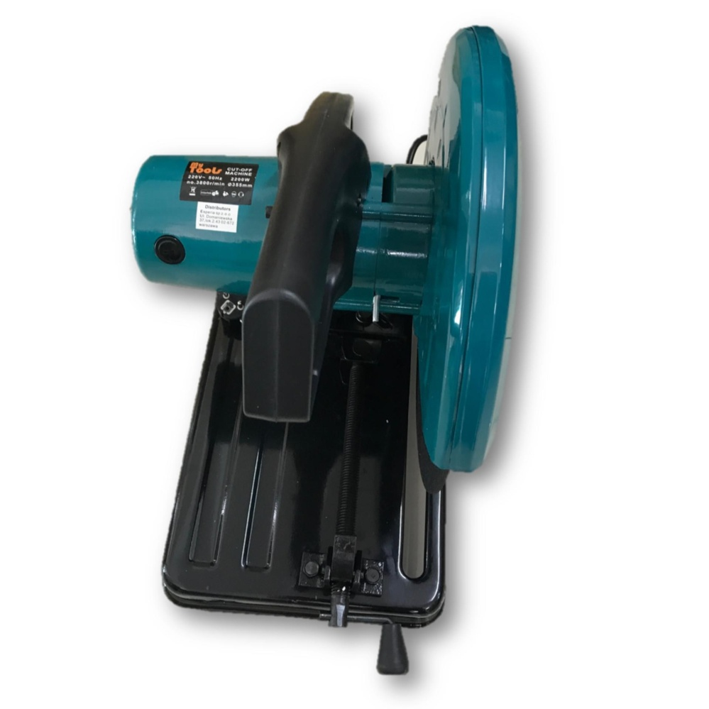 "MYTOOLS MT-2200 2200W 14"" (355mm) Portable Metal Cut-Off Machine"