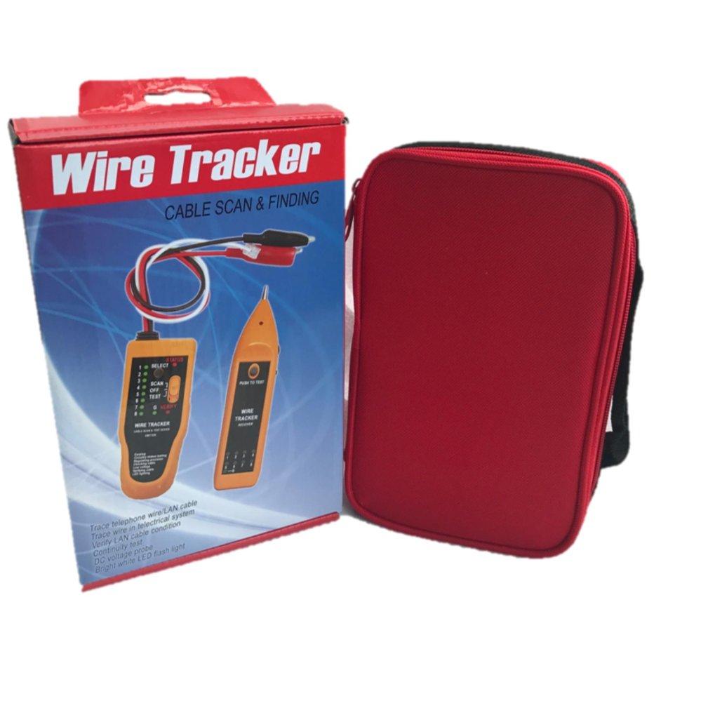 Himitzu H-350 Multi-purpose Communication Network Wire Tracker Kit