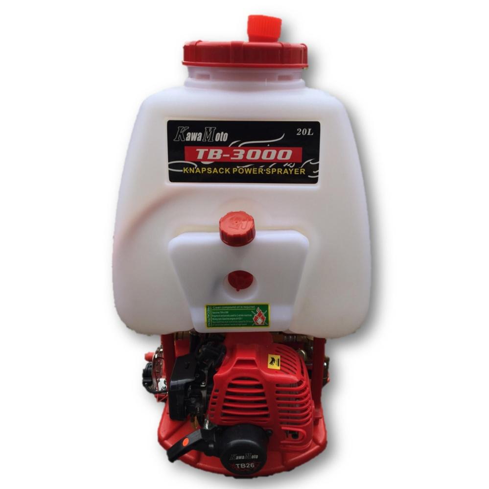TB3000 Petrol Knapsack Engine Sprayer Pam Racun 20L