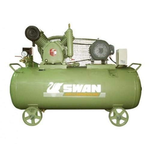Swan HVU205 5HP 237Liter 12Bar Air Compressor (Made In Taiwan)