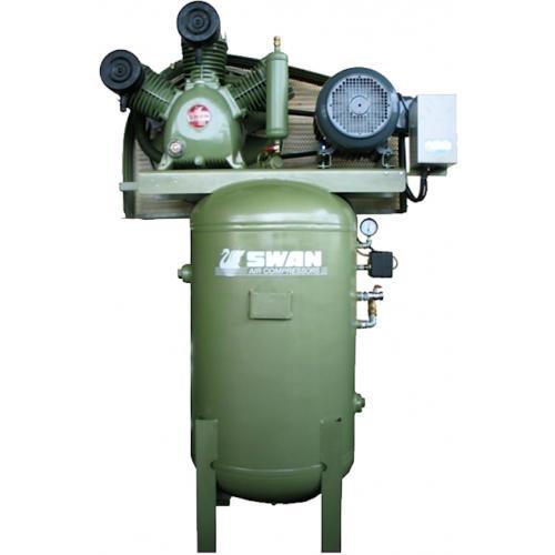 Swan HVP205V 5HP 250Liter 12Bar Air Compressor (Made In Taiwan)