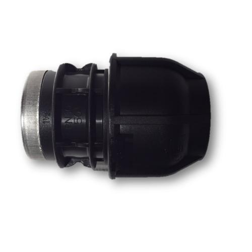 Poly Compression Fitting Female Thread Adapter (FTA)