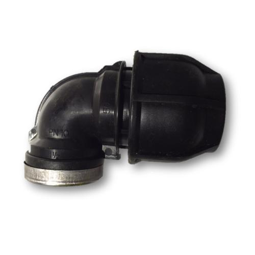 Poly Compression Fitting Female Bend (FB)